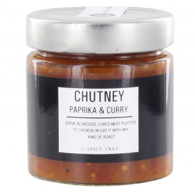 chutney paprika & curry
