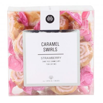 swirls strawberry