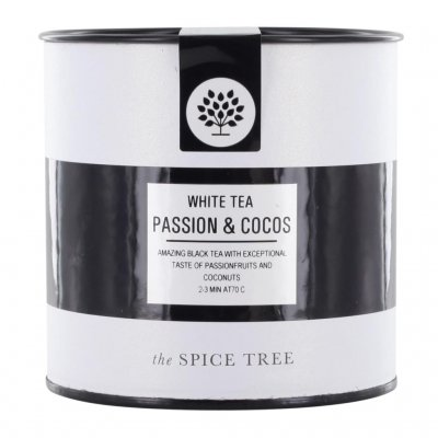 The Spice Tree Vitt Te Passionfruit & Cocos